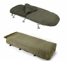 Trakker Big Snooze + Sleeping Bag & Thermal Cover Deal