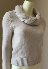 Womens H & M H&M Chunky Knit Cardigan Sweater Size S Small