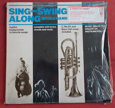 BOB DOROUGH ORCHESTR LP  US CAN TASTE OF HONEY SING  SWING ALONG WITH  BAND