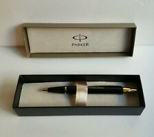 Parker Ballpoint Pen Gold Collectible Writing Instrument Kendry & Gift Box