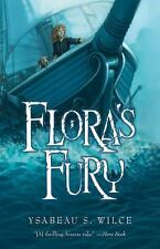 Flora's Fury - Ysabeau Wilce (Paperback) Girl, Red Dog, Packing Light