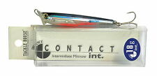 NEW  TACKLE HOUSE INT CONTACT INTERMIDIATE MINNOW SINKING 18gr  COLOR:N° 6