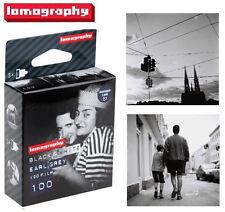 3 Rolls X Lomography LOMO Earl Grey B&W Film 100 ISO 120 for PENTAX 645