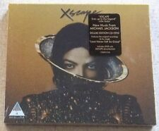 MICHAEL JACKSON XSCAPE CD + DVD Deluxe Ed.SOUTH AFRICA Cat# CDEPC7152 *SALE*