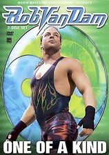 WWE - Rob Van Dam: One of a Kind (DVD, 2005, 2-Disc Set)