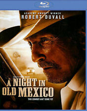 A Night in Old Mexico (Blu-ray Disc, 2014)