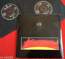 "U2 - Fire - Original UK 7"" Double pack / Island UWIP 6679 / Vinyl Record"