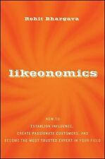 Likeonomics: The Unexpected Truth Behind Earning Trust, Influencing Be-ExLibrary