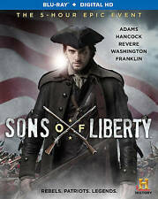 Sons of Liberty (Blu-ray Disc, 2015)