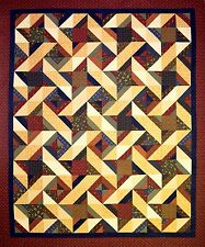 HOT CROSS STARS QUILTING PATTERN, From Cut Loose Press Patterns NEW