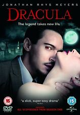 DRACULA COMPLETE SERIES 1 DVD BOX SET Collection Season Jonathan Rhys Meyers