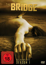 The Bridge 1 Season kompl. - 4 DVD  Box - NEU & OVP - FSK 18