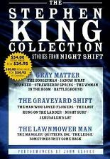 The Stephen King Value Collection : Lawnmower Man; Gray Matter; Graveyard Shift