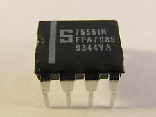 20x ICM7555IN Signetics General Purpose CMOS Timer, DIP8 (AE13/3184) 20 Stück