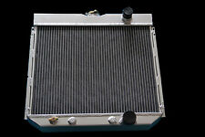 FIT 1967 1968 1969-70 FORD MUSTANG 3 ROWS ALL ALUMINUM RADIATOR