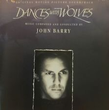 JOHN BARRY - DANCES WITH WOLVES SOUNDTRACK - 18 TRACKS - LIKE NEW - G543