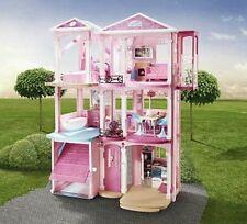 Barbie 3 Stöckige Traumvilla CJR47 mit Aufzug 7 Zimmer 1,20m Höhe Mattel Haus