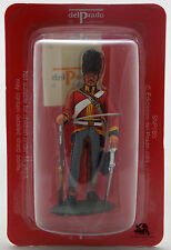 Figurine Del Prado Sergent Scots Greys G.-B. 1815 Waterloo Empire Lead Soldier