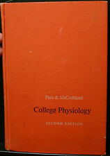 COLLEGE PHYSIOLOGY, PACE & MCCASHLAND, 2ND ED. HB