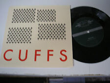 "Cuffs - Private View 7"" single new limited numbered Ride the Snake Records"