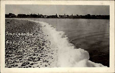 USA Vintage Postcard with United States Stamp 1939 SOAP LAKE Photo-View Card