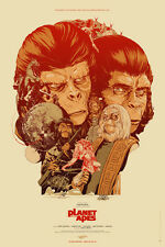 Martin Ansin - Planet of the Apes (AP) - Mondo Poster/Print