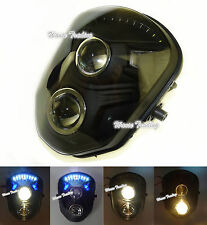 Dual Projector Headlight Head Light (Hi & Low) For 2013-2015 HONDA Grom MSX 125