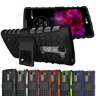 Heavy Duty Armor Hybrid Case Stand Hard Cover Skin For LG Spirit C70 H440N H420