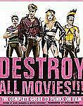 Destroy All Movies!!! : The Complete Guide to Punks on Film by Bryan Connolly...
