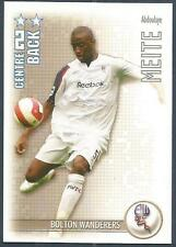 SHOOT OUT 2006-2007-BOLTON WANDERERS-ABDOULAYE MEITE