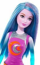 Barbie Star Light Adventure Blue and Purple Hair Junior-Sized Doll
