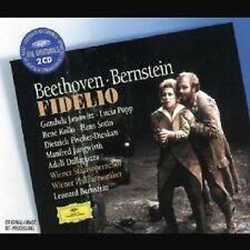 FISCHER-DIESKAU/SOTIN/KOLLO/JANOWITZ/BERNSTEIN - FIDELIO (GA) 2 CD NEU