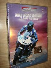 DVD N°7 TOURIST TROPHY E LE GRANDI CORSE STRADALI BIKE ROAD RACING LE GARE+BELLE
