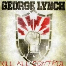 "GEORGE LYNCH ""KILL ALL CONTROL"" CD NEUWARE"