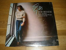 TERRI GIBBS some days it rains all night long LP Record - Sealed
