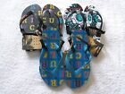 BNWT...**Rip Curl** Coloured Thongs With Removable Ankle Strap....