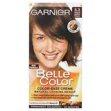 GARNIER BELLE COLOR 5.3 NATURAL GOLDEN BROWN HAIR COLOUR