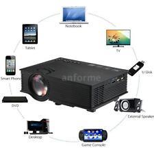 UC46 Multimedia Mini LED Projector HD 1080P WIFI 2.4G Wireless TV/USB/HDMI/SD/PC