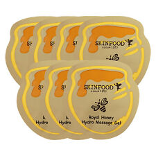 [SKIN FOOD] Royal Honey Hydro Massage Gel Sample 7pcs / Korea cosmetic