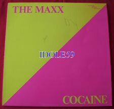 The Maxx, cocaine - acid house - new beat, Maxi Vinyl