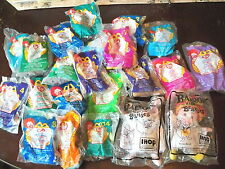 BEANIE BABIES McDonalds & IHOP  With Tags in bags LOT ABOUT 20