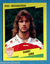 FOOTBALL 98 BELGIO Panini -Figurina-Sticker n. 280 - LENIE -EXC MOUSCRON-New