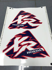 FUEL T XR 600 XR 400 XR200 XR250 XR400 XR 600 TANK GRAPHICS DECALS CUSTOM COLOR