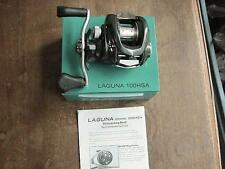 New in Box Daiwa Laguna 100HSA Baitcast Reel - 7.1:1 Right Hand Reel