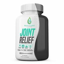 Joint Pain Relief Supplements Best Health Support Men Women Glucosamine Mobility