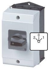 Moeller-Eaton Nockenschalter-Gruppen-Umschalter 3/4/4KW T0-3-8212/I1(265629)