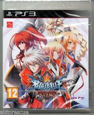 Blazblue Chronophantasma Extend  'New & Sealed' FREE P&P  *PS3*