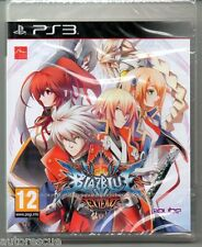 "Blazblue Chronophantasma extender ""Nuevo y sellado"" Free P&P * PS 3 *"