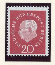 STAMP / TIMBRE GERMANY / ALLEMAGNE BERLIN / N° 164 ** PRESIDENT THEODOR HEUSS
