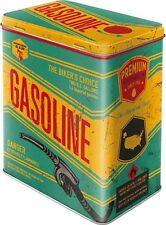 Nostalgic-Art - Vorratsdose L - Gasoline